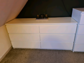 IKEA bought. Chest of 6 drawers.