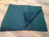 Green Velvet Fabric for Sale!
