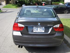 2007 BMW 3-Series 323 Sedan West Island Greater Montréal image 2