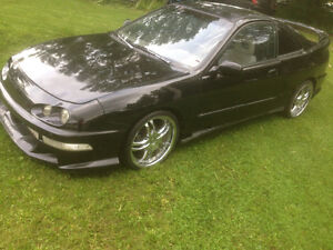 1994 Acura Integra custom project