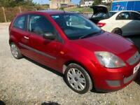 Ford Fiesta 1.25 2008 .25MY Style