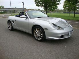 Porsche Boxster 2.7 2004