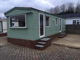 Mobile home for rent in Bampton Oxfordshire