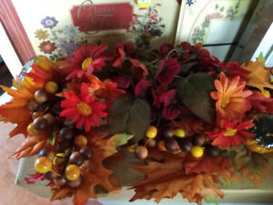 Autumn Splendor door swag collection - NEW