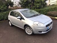 56 Fiat Grande Punto 1.4 Active ** Only 45000 Miles ** Full Service History **
