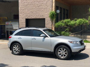 2008 Infiniti FX 35 Excellent Condition