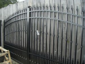 Aluminum Driveway gates  and garden gates
