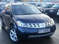 2005 NISSAN MURANO HUGE SPECIFICATION AND REAL EYEFUL BENEFITTING FROM THE LOWE