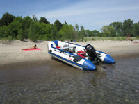 Inflatable boats (Vancouver)