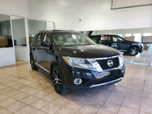 Nissan Pathfinder 2013 Platinum GPS DVD +++++Finance  18 995$