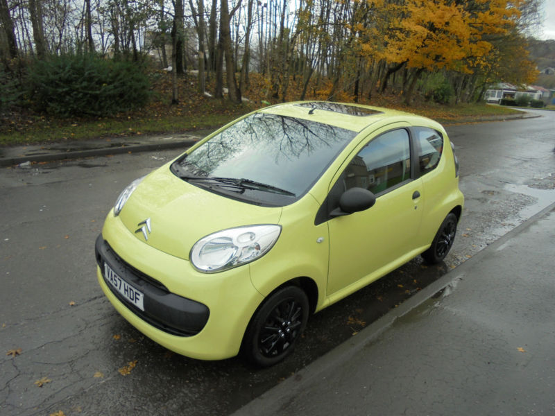 Citroen C1 1.0i Vibe LOVELY CAR