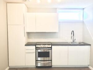 Luxury Basement Suite $1050