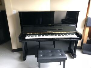 Yamaha U3 Piano for rent--$80/month