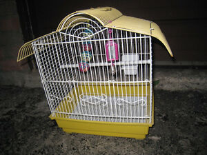 Bird Cages used in good clean condition