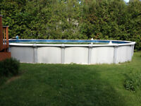 Pool - Above ground - excellent condition -