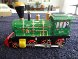 1850 Collectable Wind-Up Train
