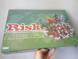 RISK Board Game Brand New In Packaging