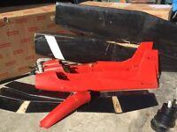 x3 Petrol RC Planes wood & Plastic. Project!