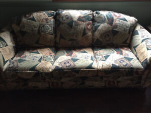 Couch for sale-like new