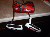 Fer droit (putter) TaylorMade Spider
