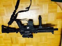 Tippmann Sierra one upgraded