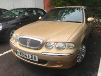 2000 (W) Rover 45 1.8 16v iXL ** Only 80,000 Miles ** 12 Month Mot **