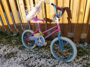 Toddler's bike in time for Spring