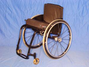 RGK Wheelchair - Hi Lite Titanium Model #97