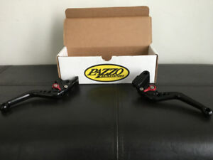 Pazzo Motorcycle Levers
