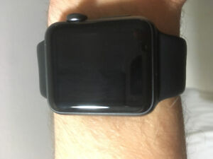 Apple Watch 38mm Space Grey