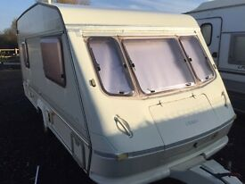 1998/99 Elddis encounter 4 berth family caravan