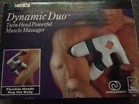 Dual Muscle Massager