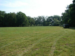 WANTED: 10 Acres to Build Acreage On