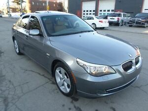 BMW 5 Series 4dr Sdn 528i xDrive AWD 2009
