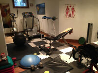 Home Studio Personal Training  in Barrie