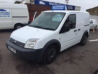FORD TRANSI CONNECT 2007 MOT APRIL 2007 ONLY £1895
