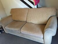 FREE 3 and 2 seater sofa