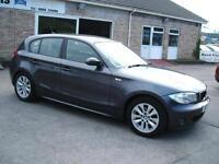 2007 BMW 116 1.6i SE 5d **NEW MOT