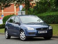 2005 Ford Focus 1.6 LX 5dr + 1 LADY OWN +9 SERV STAMPS +AUTO
