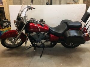 2011 Honda Shadow Aero LOW KMS!!!!!