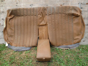 '69 Mercedes 250se Tan colored rear seat cover Gatineau Ottawa / Gatineau Area image 1