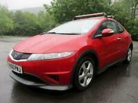 2010 Honda Civic I-Vtec Type S Hatchback Petrol Manual