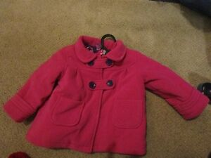 Mix girl clothing size 24 months to 2T, jackets, boots, ect