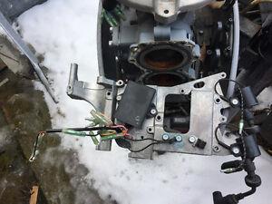 Yahama 25 hp