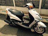 Yamaha NXC 125 Cygnus