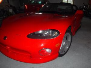 1993 Dodge Viper Convertible