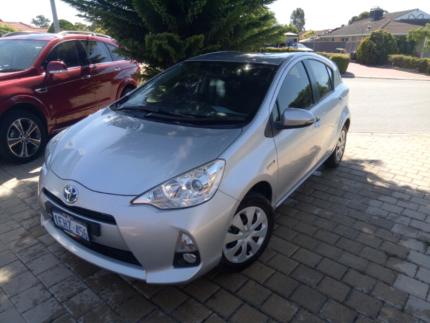 Toyota Prius C hybrid Byford Serpentine Area Preview