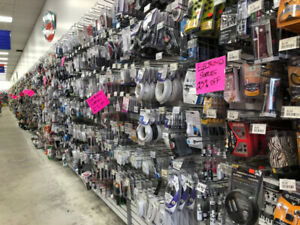 Everything Must Go! upto75%Off! Buck or Two Brampton DollarStore