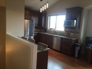 Chestermere Lakefront One Bedroom Furnished Suite