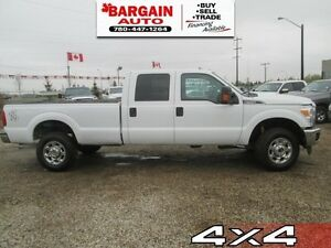 2012 Ford F-350 Super Duty XLT,SUPER CREW,4X4,LONG BOX